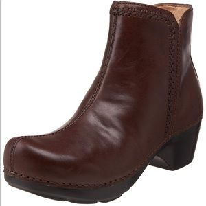Dansko Leather Scout Boots